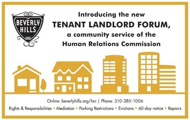 Tenant Landlord Postcard