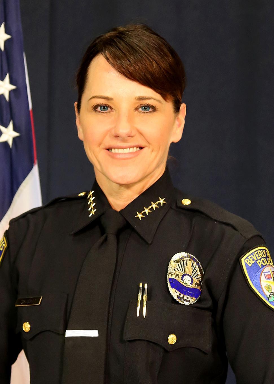 Chief Sandra Spagnoli