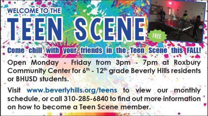 Teen Scene - Fall