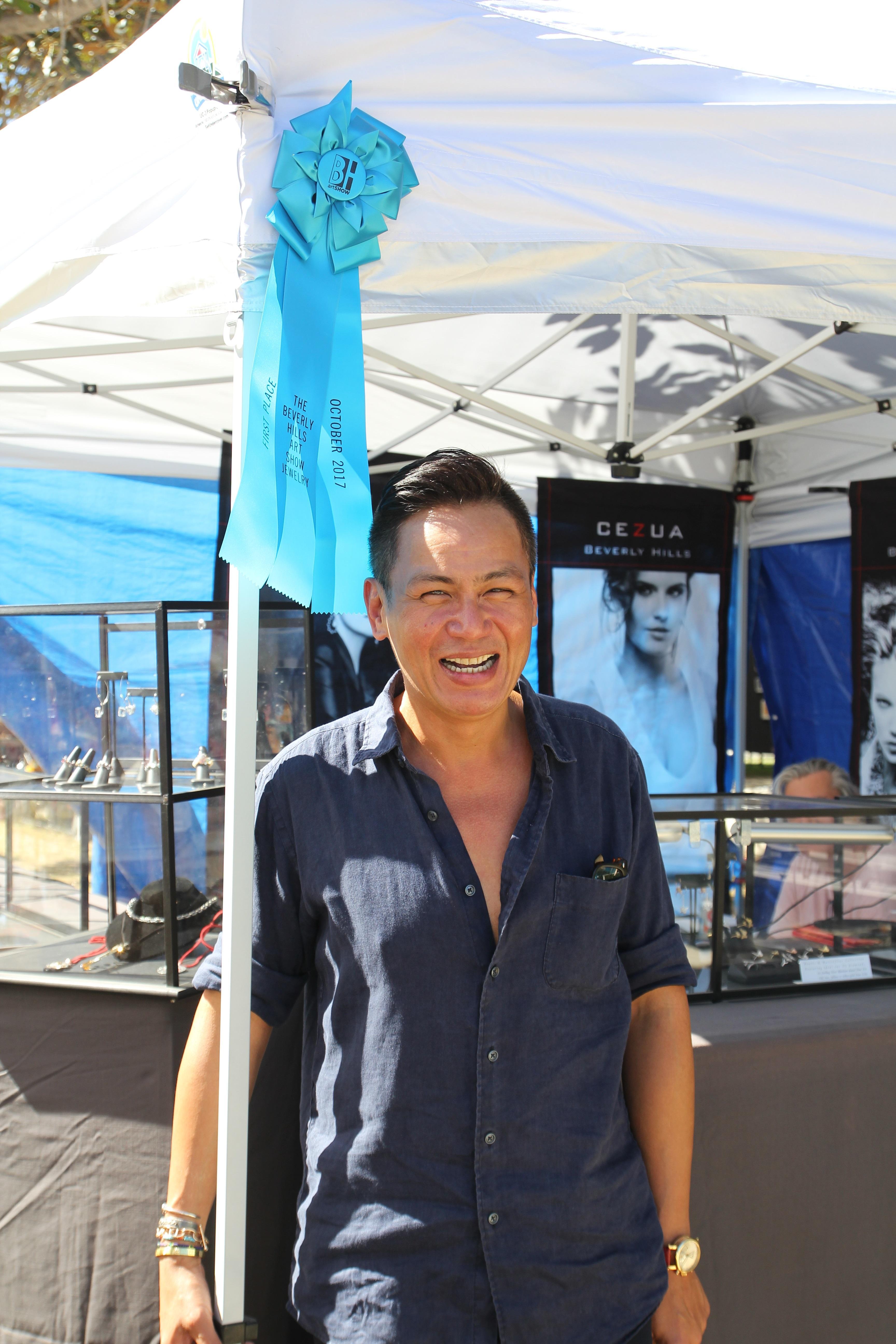 Cesar Lim, jewelry