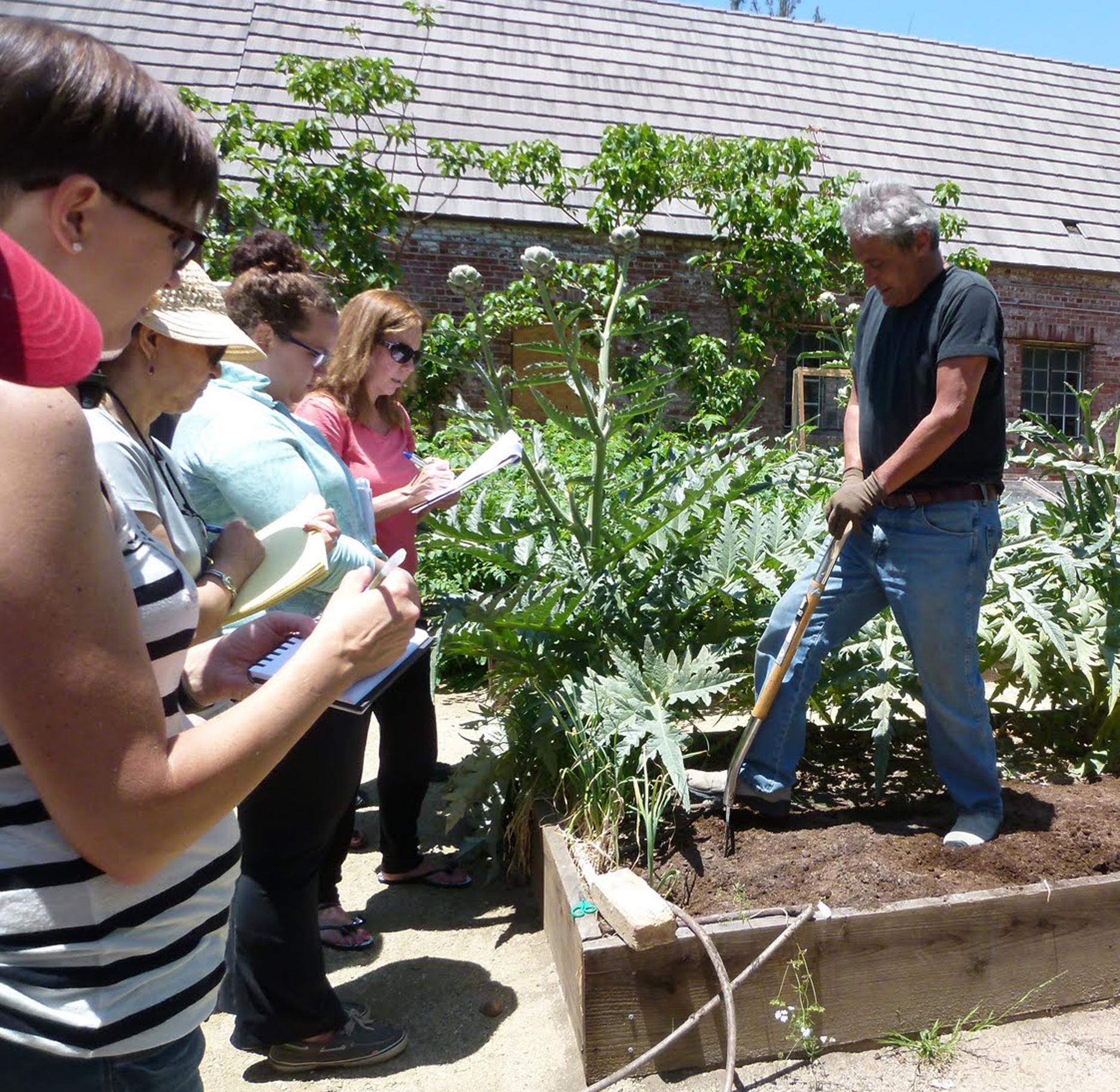 Demonstration Garden Learning 5
