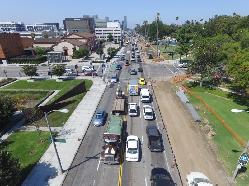 Santa Monica Boulevard Segment 2 Photo