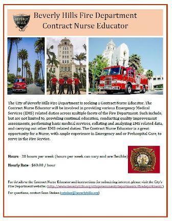 Contract Nurse Educator