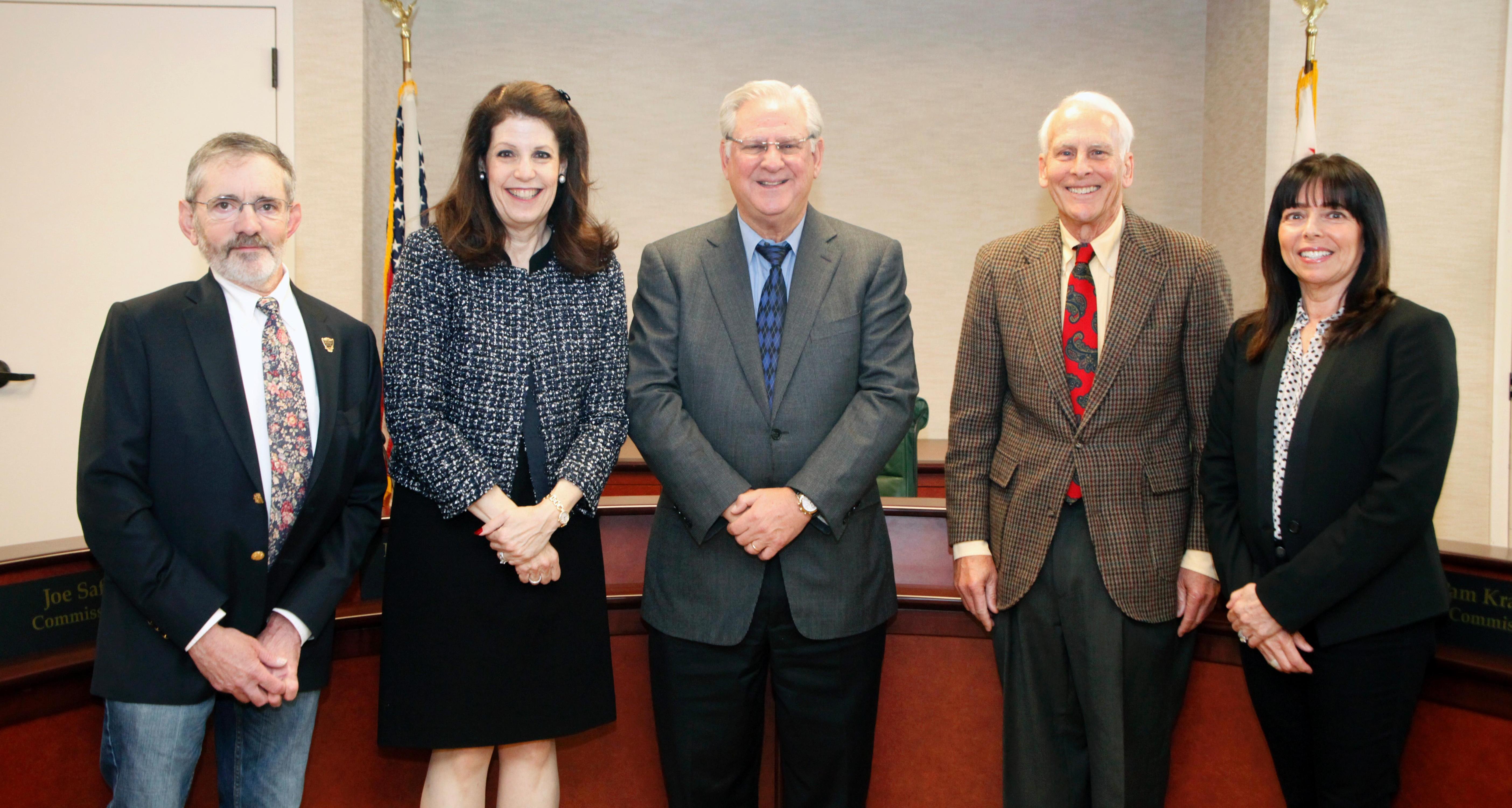 Commissioners 2015