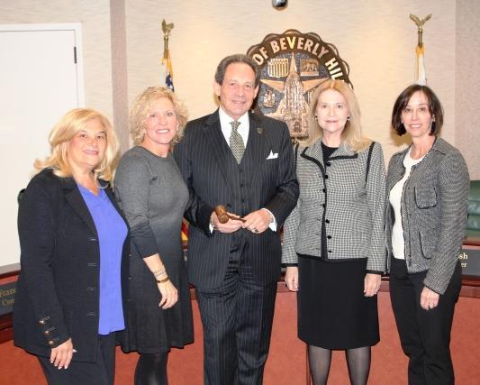 2017 Commissioners