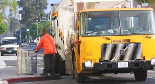 Solid Waste Truck