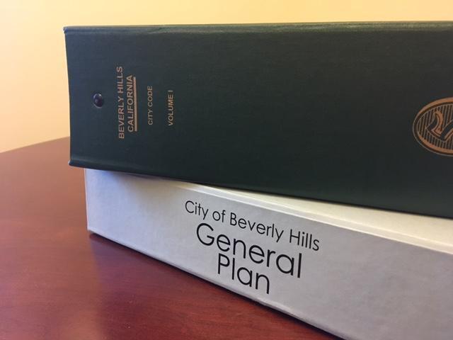 BHMC - General Plan Books