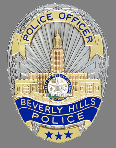 BHPD Officer Badge