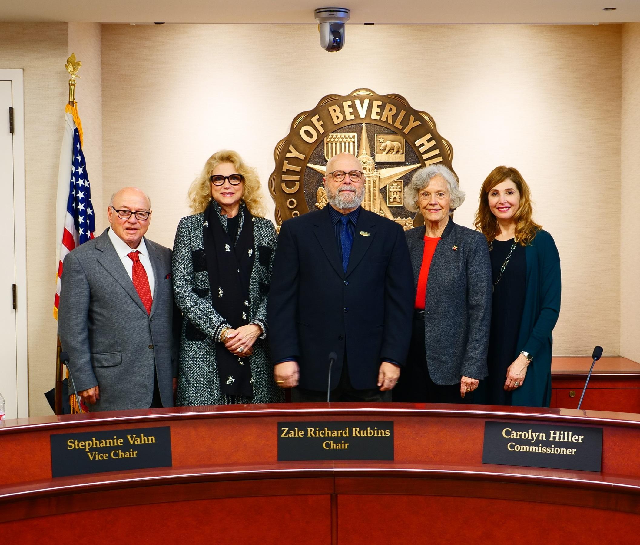 Fine Art Commissioners 2019