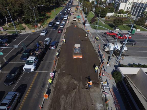 SM Blvd Construction - Segment 2