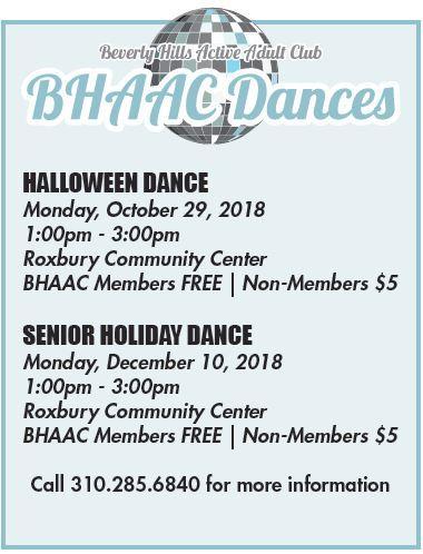 Senior Halloween Dance