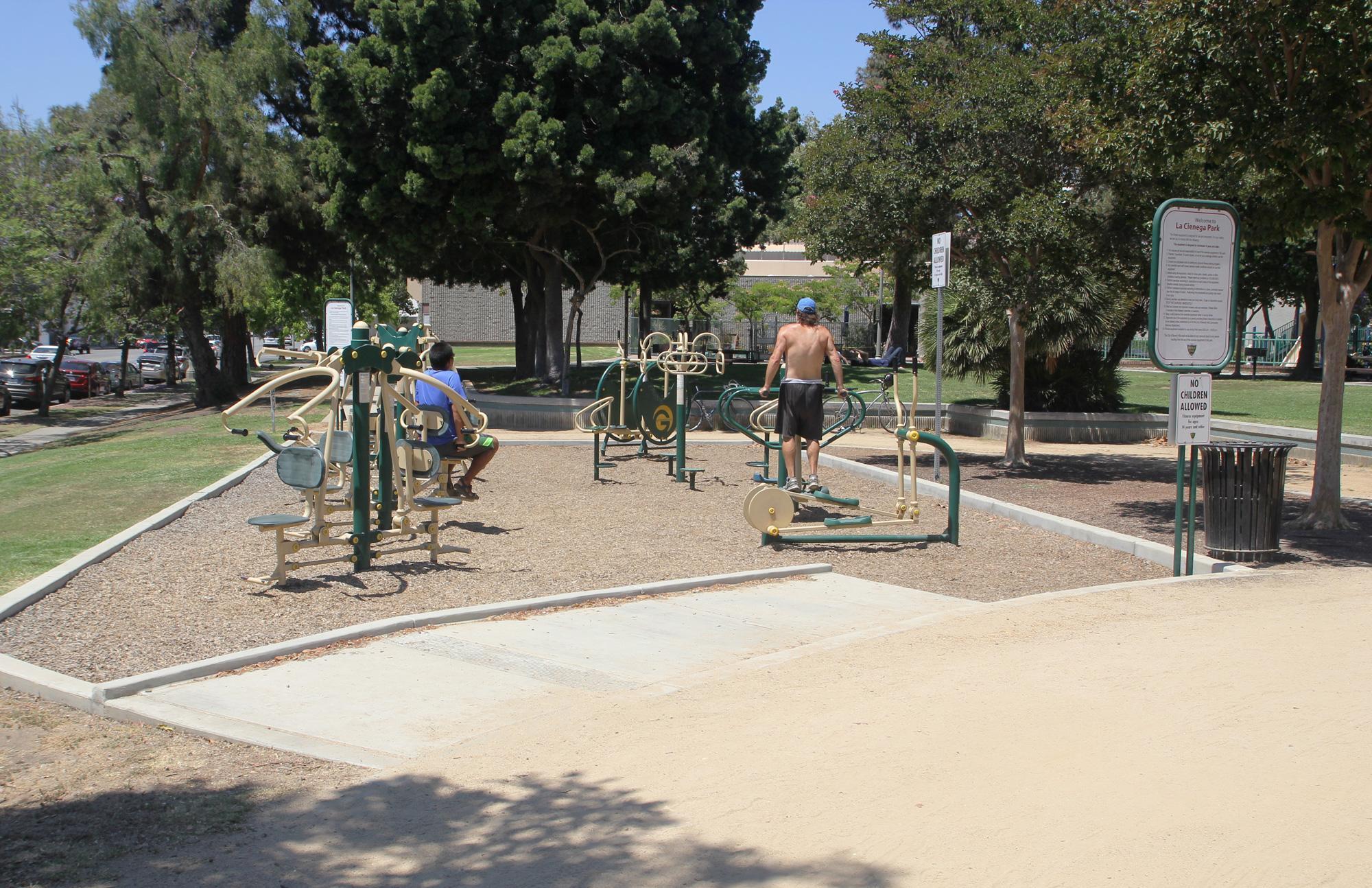 La Cienega Park Project Survey Scrap Printed Circuit Board Recycling Equipmentjpg Exercise Equipment