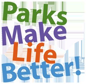 Parks Make Life Better Logo
