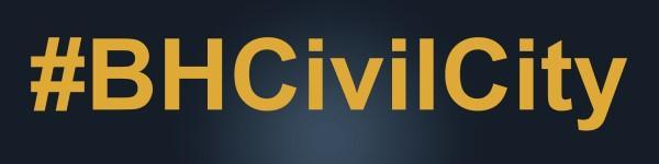 Hashtag BHCivilCity