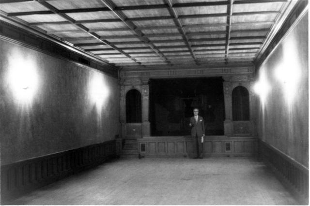 Greystone theater 1960s