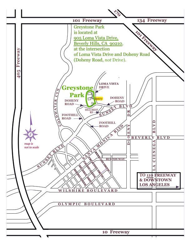 Map to Greystone